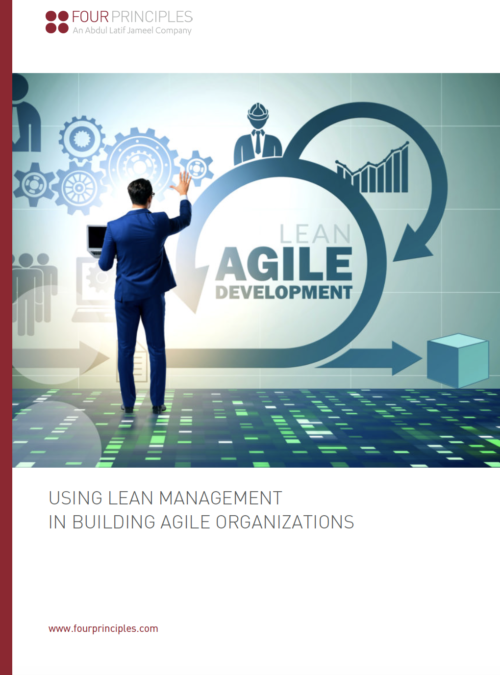 Using Lean Management In Building Agile Organizations Four Principles